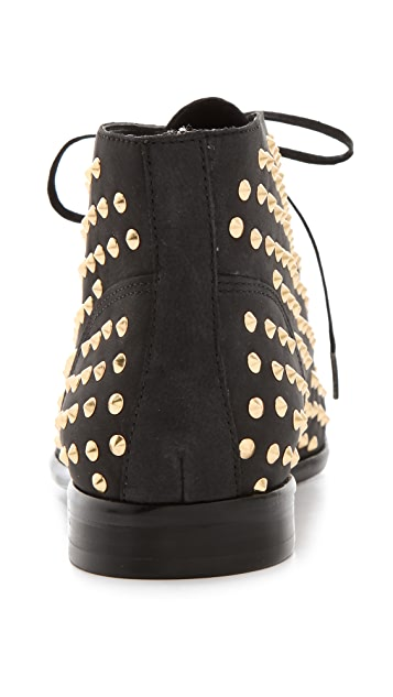 Matiko Oliver Studded Booties