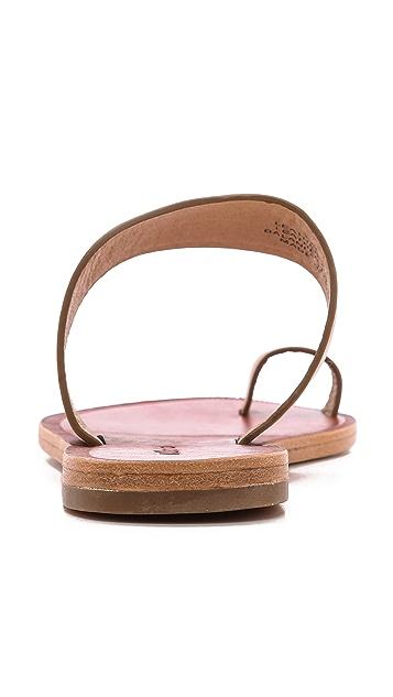 Matiko Bonny Toe Ring Sandals