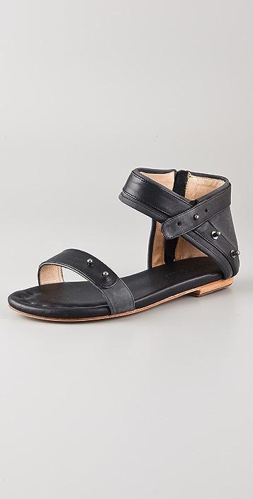 Matt Bernson Bo Flat Sandals