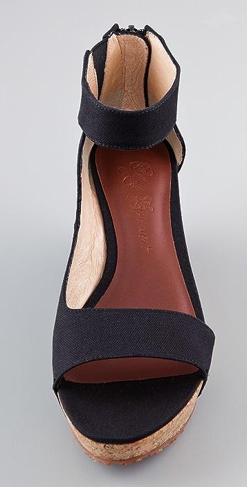 Matt Bernson Charlie Wedge Sandals