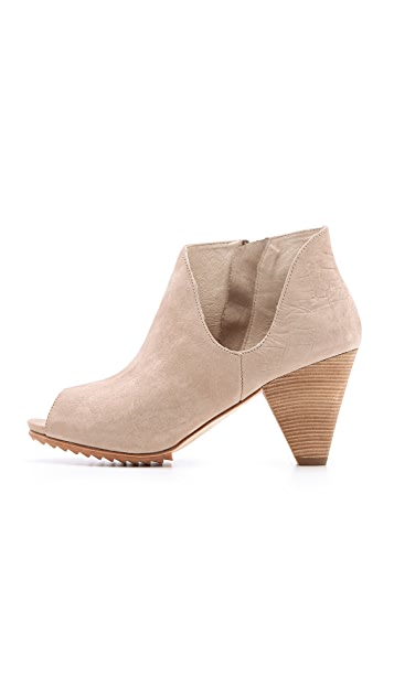 Matt Bernson Jagg Open Toe Booties