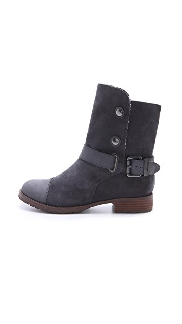 Matt Bernson Highland Suede Booties