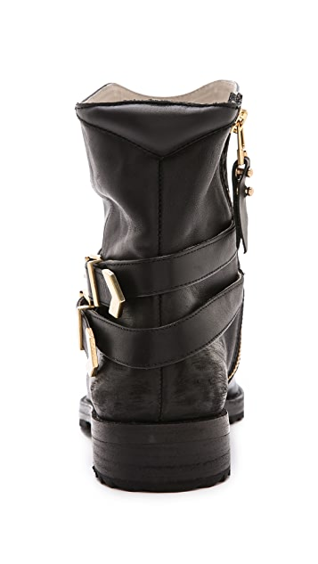 Matt Bernson Vox Buckle Booties
