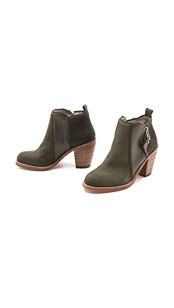 Matt Bernson Holt Haircalf Booties