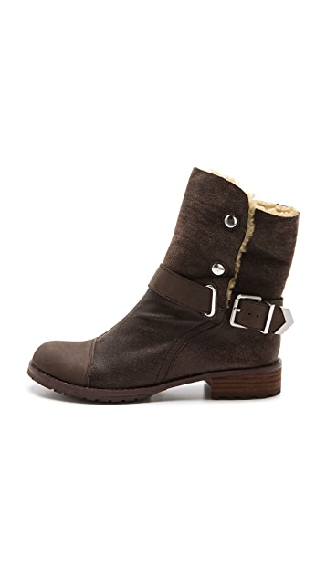 Matt Bernson Tundra Shearling Lined Booties