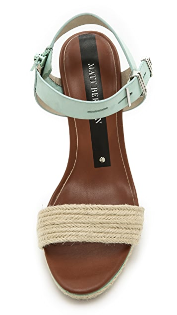 Matt Bernson Biarritz Colorblock Sandals