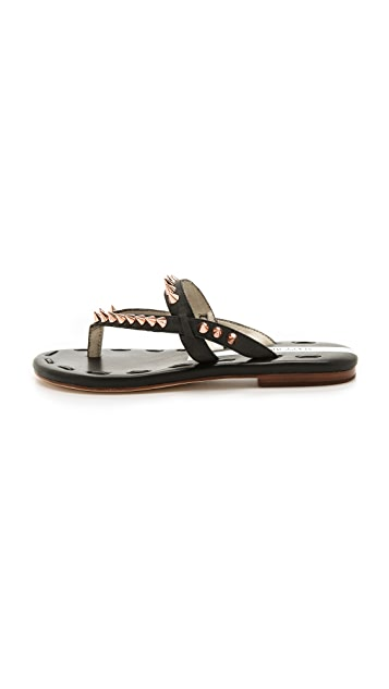 Matt Bernson Love Spiked Sandals