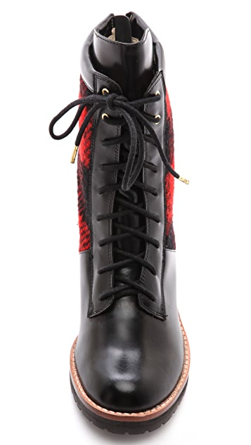Matt Bernson Windsor Lace Up Booties