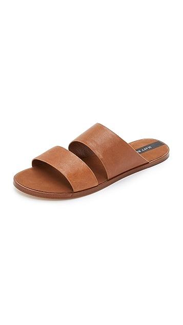 8b89e20799a5 Matt Bernson Havana Slide Sandals