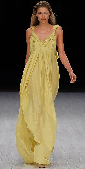 Matthew Williamson Parachute Column Dress