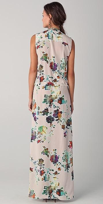 Matthew Williamson Utility Column Dress