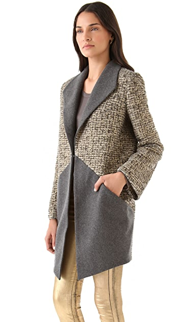 Matthew Williamson Paneled Coat
