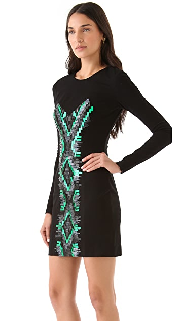 Matthew Williamson Beaded Dress