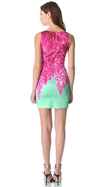 Matthew Williamson Tailored Wrap Mini Dress