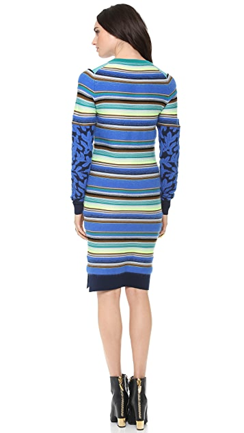 Matthew Williamson Oversized Sweater Dress