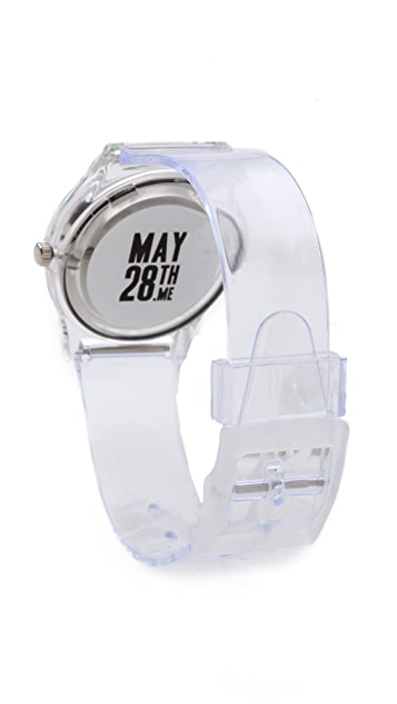 May28th Watches 8:21 AM Watch