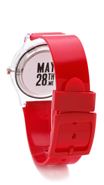 May28th Watches 12:18 PM Watch