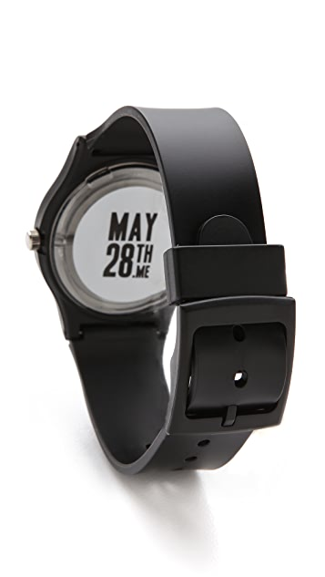 May28th Watches 8:11 AM Watch