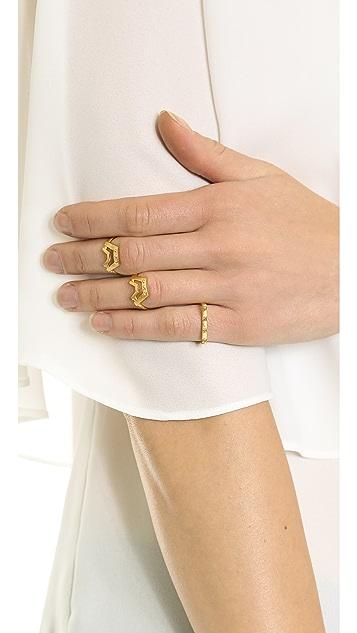 Maria Black Stack Ring Set