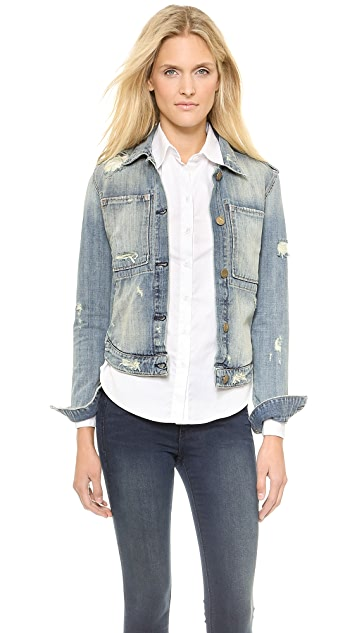 McGuire Denim Jean Jacket