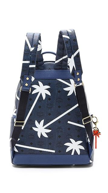 MCM Craig & Karl Medium Backpack