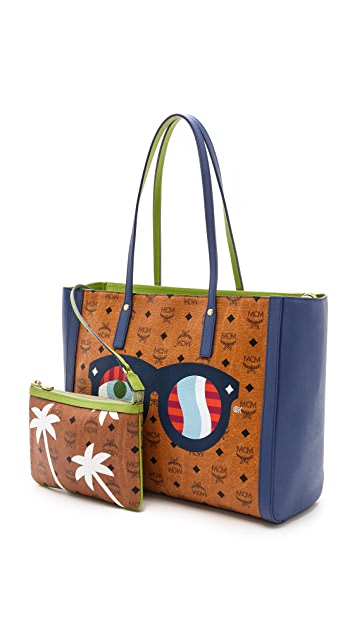 MCM Craig & Karl Medium Shopper