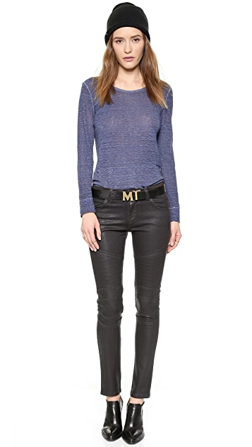 MCM Visetos Reversible M Belt