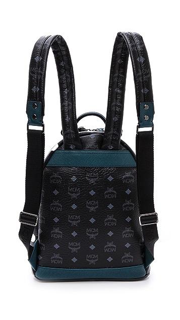 MCM Craig & Karl Small Backpack