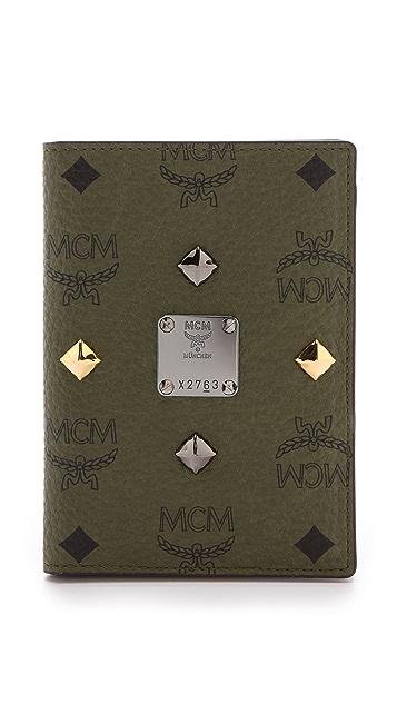 MCM Passport Holder