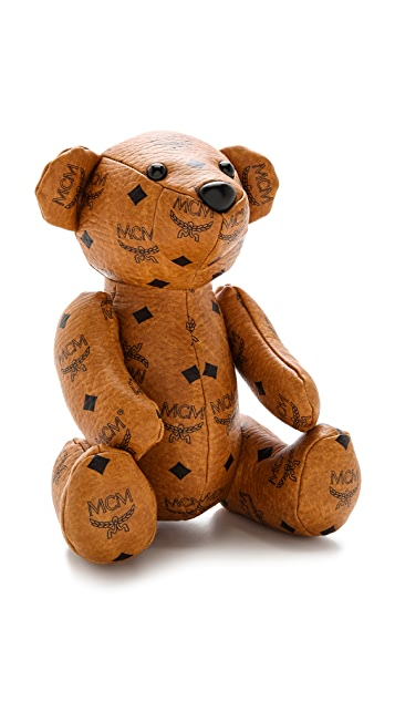 MCM Heritage Bear Doll
