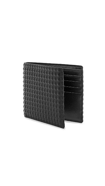 MCM Noir Tantris Wallet