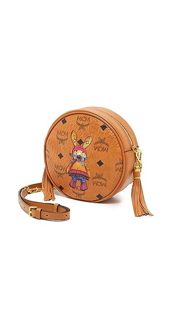 MCM Rabbit Tamborine Bag