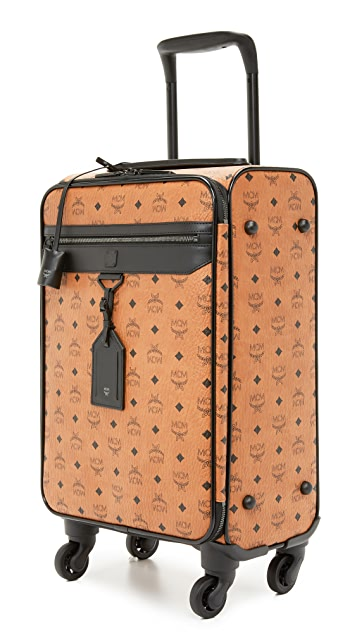 MCM Trolley Cabin Suitcase