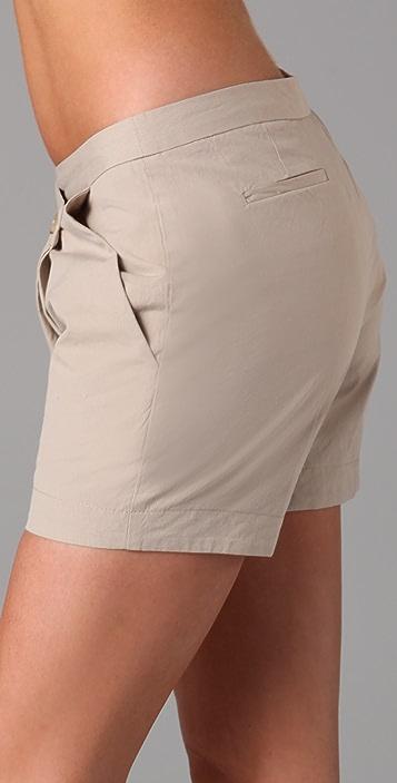 McQ - Alexander McQueen Cross Tab Shorts