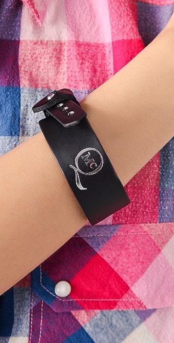 McQ - Alexander McQueen Leather Bracelet