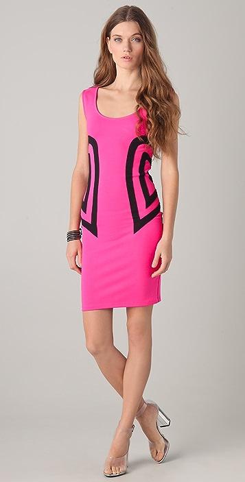 McQ - Alexander McQueen Patchwork Dress