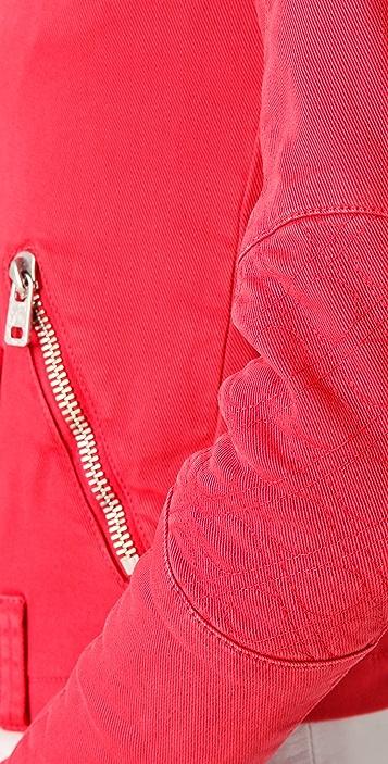 McQ - Alexander McQueen Biker Jacket