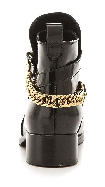 McQ - Alexander McQueen Paddock Booties