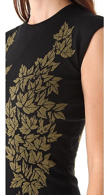 McQ - Alexander McQueen Leaf Dress
