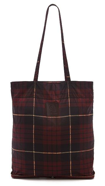 McQ - Alexander McQueen Nylon Printed Shopper