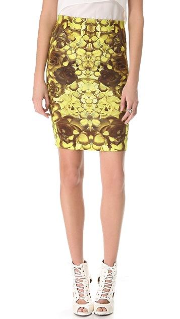 McQ - Alexander McQueen Contour Skirt
