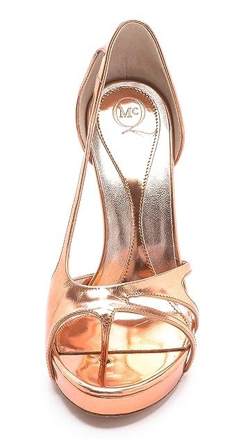 McQ - Alexander McQueen Bare Strappy Sandals