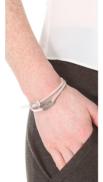 McQ - Alexander McQueen Mini Razor Blade Bracelet