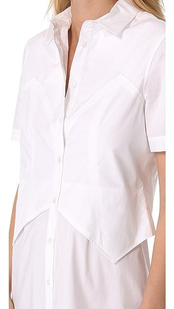 McQ - Alexander McQueen Shirtdress