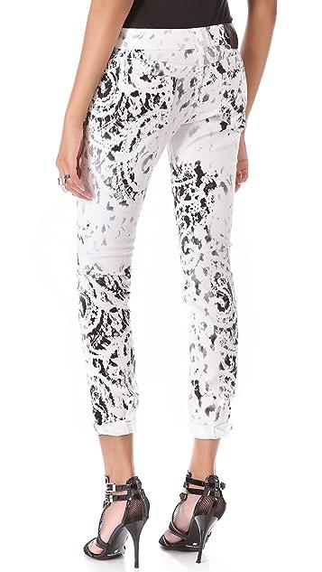 McQ - Alexander McQueen Bleach Spray Jeans