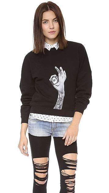 McQ - Alexander McQueen Printed Sweatshirt