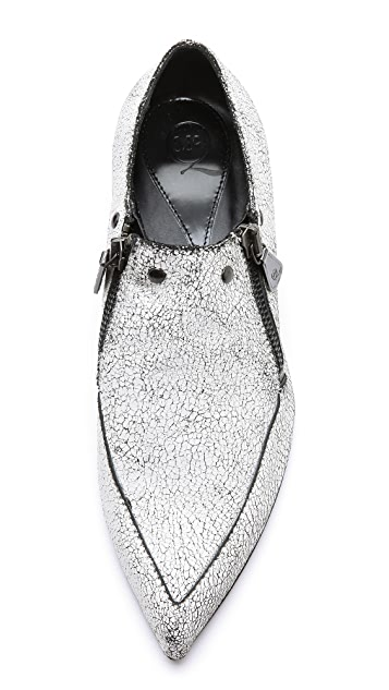 McQ - Alexander McQueen Double Zip Loafers