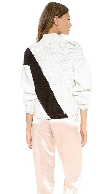 McQ - Alexander McQueen Big Arrow Sweater