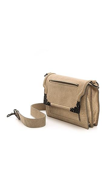 McQ - Alexander McQueen Nubuck Handbag