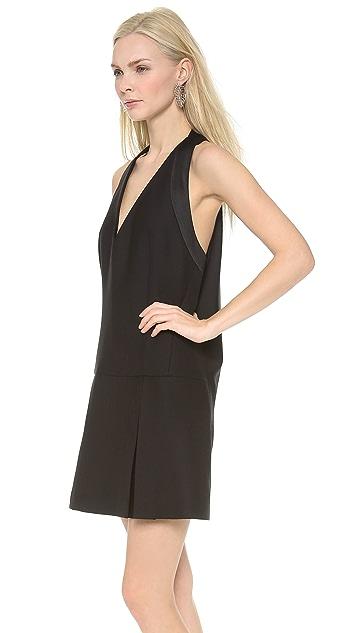 McQ - Alexander McQueen Tux Line Dress